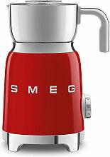 Smeg - Milchaufschäumer Rot Serie 50 Jahre