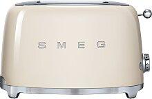 SMEG Toaster Creme für 2 Scheiben