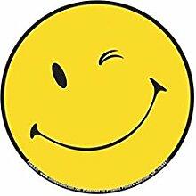 Smiley World - Sticker Smiley Wink-Smiley 10x10cm