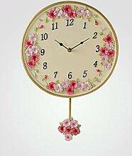 Smivun Wanduhr Der Kreativen Uhr Der Stilvollen
