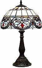 Smklcm Heart-shaped Barock-Lampe Energiespar