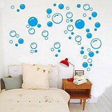 Smntt Neue Blase Wandkunst Badezimmer Fenster
