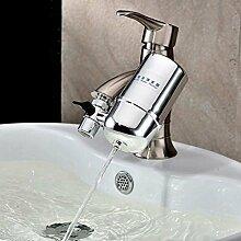 SMO Wasserfilter Duschfilter gegen Kalk und Chlor Filterwechsel MÖGLICH! Kein 1-Mal-Filter WaterFilter-06