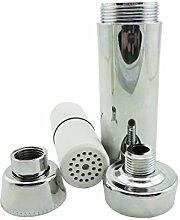SMO Wasserfilter Duschfilter gegen Kalk und Chlor Filterwechsel MÖGLICH! Kein 1-Mal-Filter WaterFilter-03