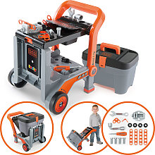 Smoby Black & Decker 3in1 Multi-Werkbank und