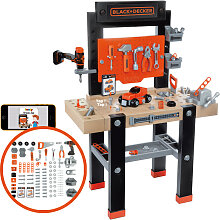 Smoby Black & Decker Werkbank Bricolo Center