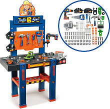 Smoby Bob der Baumeister Werkbank-Center [Kinderspielzeug]