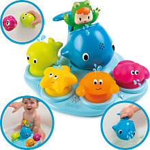 Smoby Cotoons Lustige Badeinsel [Babyspielzeug]
