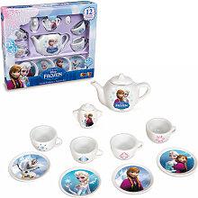 Smoby Disney Frozen Porzellan Kaffee-Geschirrset