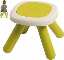 Smoby Kinderhocker für Drinnen & Draußen (Grün)