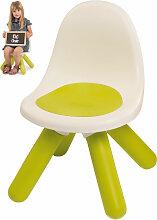 Smoby Kinderstuhl für Drinnen & Draußen (Grün)