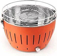 Smokeless Barbecue-Grill Holzkohle Staubfreies