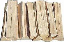 Smokerholz 200 kg Birke ohne Rinde ofenfertig
