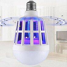 SMYWW UV Licht Mückenkiller Moskito-Killer-Lampe