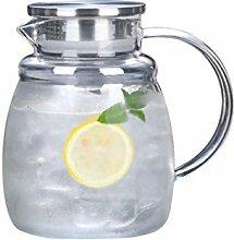 SMYX Teekanne Glassaftkessel 1.5 L/Liter Saft