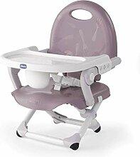 Snack-Sitzerhöhung Babystuhl Faltbarer tragbarer