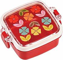 Snackbox klein Mid Century Poppy