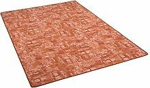 Snapstyle Designerteppich Terrakotta Trend in 24 Größen