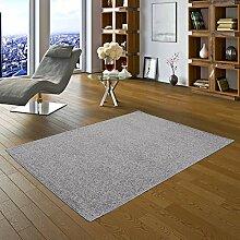 Snapstyle Hochflor Langflor Teppich Cottage Grau