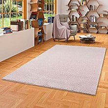 Snapstyle Hochflor Shaggy Teppich Palace Pastell