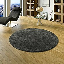 Snapstyle Hochflor Shaggy Teppich Palace Stone