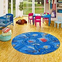 Snapstyle Kinder Spiel Teppich Walt Disney Cars