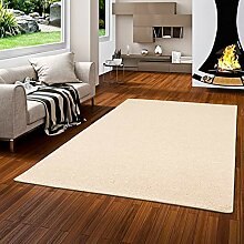 Snapstyle Natur Teppich Wolle Berber Beige in 24