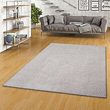 Snapstyle Soft Velours Teppich Shine Taupe in 24
