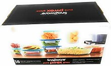 Snapware Pure Pyrex Lebensmittelaufbewahrungs-Set,