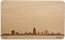 SNEG Brotzeitbrett London Skyline |