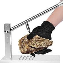 SNNplapla Austernmesser aus Edelstahl mit