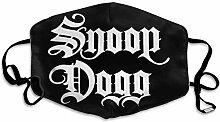 Snoop Dogg Staubmund WoKids Gesicht für Radfahren