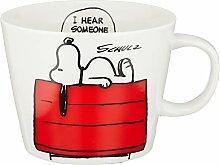 Snoopy Peanuts große Tasse Snoopy's House
