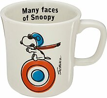 Snoopy Peanuts Tasse aus Porzellan Yamaka SN221-11