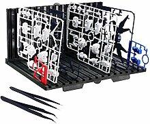 Snow forest Kunststoff Modellierplatte Organizer