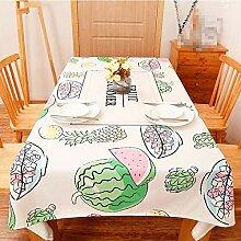 SnowFig Tischdecke Hause Rustikalen Stil