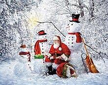 Snowy Friends Adventskalender (Countdown bis