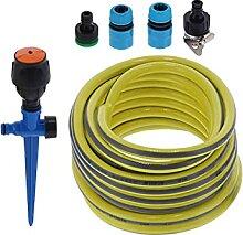 Snufeve6 Bewässerungsset, Automatischer Sprinkler