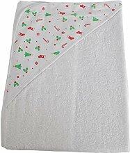 Snuggle Baby Baby-Handtuch mit Kapuze, mit