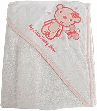 Snuggle Baby Baby-Handtuch mit Kapuze,