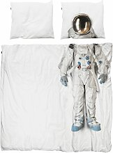 Snurk Astronaut Bettwäsche 200x220 (l) 220 X (b)