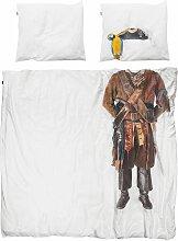 Snurk Piraten Bettwäsche 200x220 (l) 220 X (b)