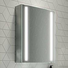Soak Moderner LED-Badspiegel mit Bewegungssensor -