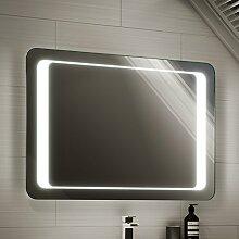 soak Moderner LED-Badspiegel mit Sensor -