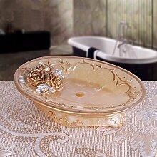 soap box harz seifenschale seifenschale kreative großes badezimmer dekoration.,b