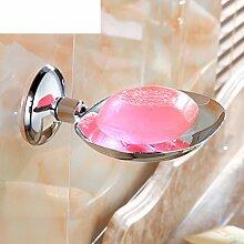 SOAP/ Stainless Steel Seifenschale/ Bad-Accessoires/Soap Box/SOAP net-C