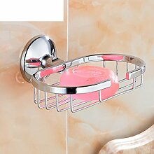 SOAP/ Stainless Steel Seifenschale/ Bad-Accessoires/Soap Box/SOAP net-B