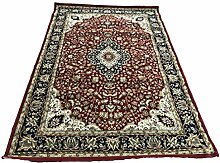 Sobel Teppich Klassisch 160 x 230 cm Rot Blau
