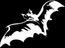 Social Liuzi 16.6CM * 12CM Bat Dekorieren Muster