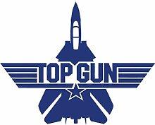 Social Liuzi For Top Gun Vinyl Auto Pad Laptop